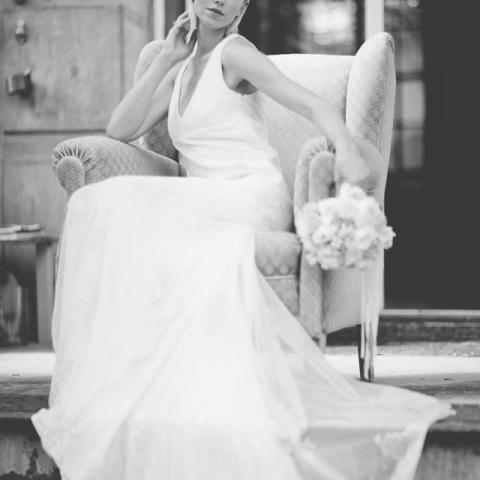 """Hochzeitsinspiration im Vintage-Stil – """"Love at Teatime"""""""