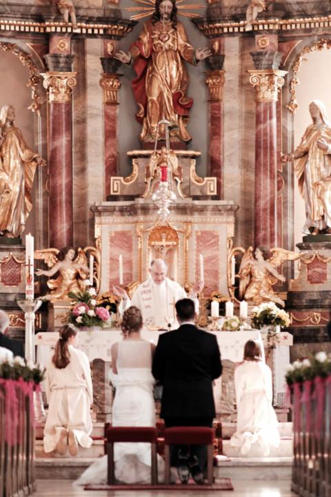 Familien-Hochzeit ♥ Daniela & Timo