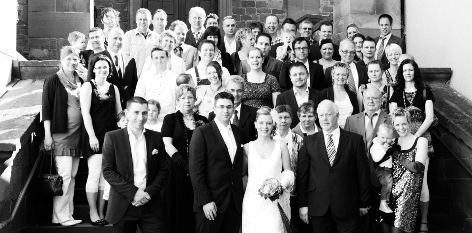 Familien Hochzeit Daniela Timo