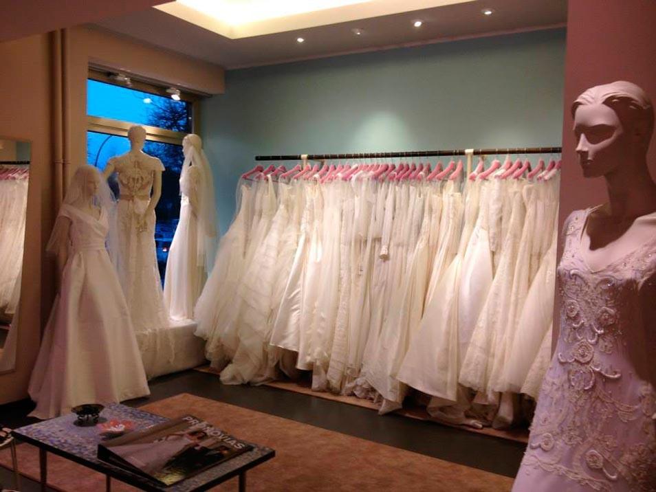 Brautmode Und Brautkleider Hamburg Kuss Die Braut