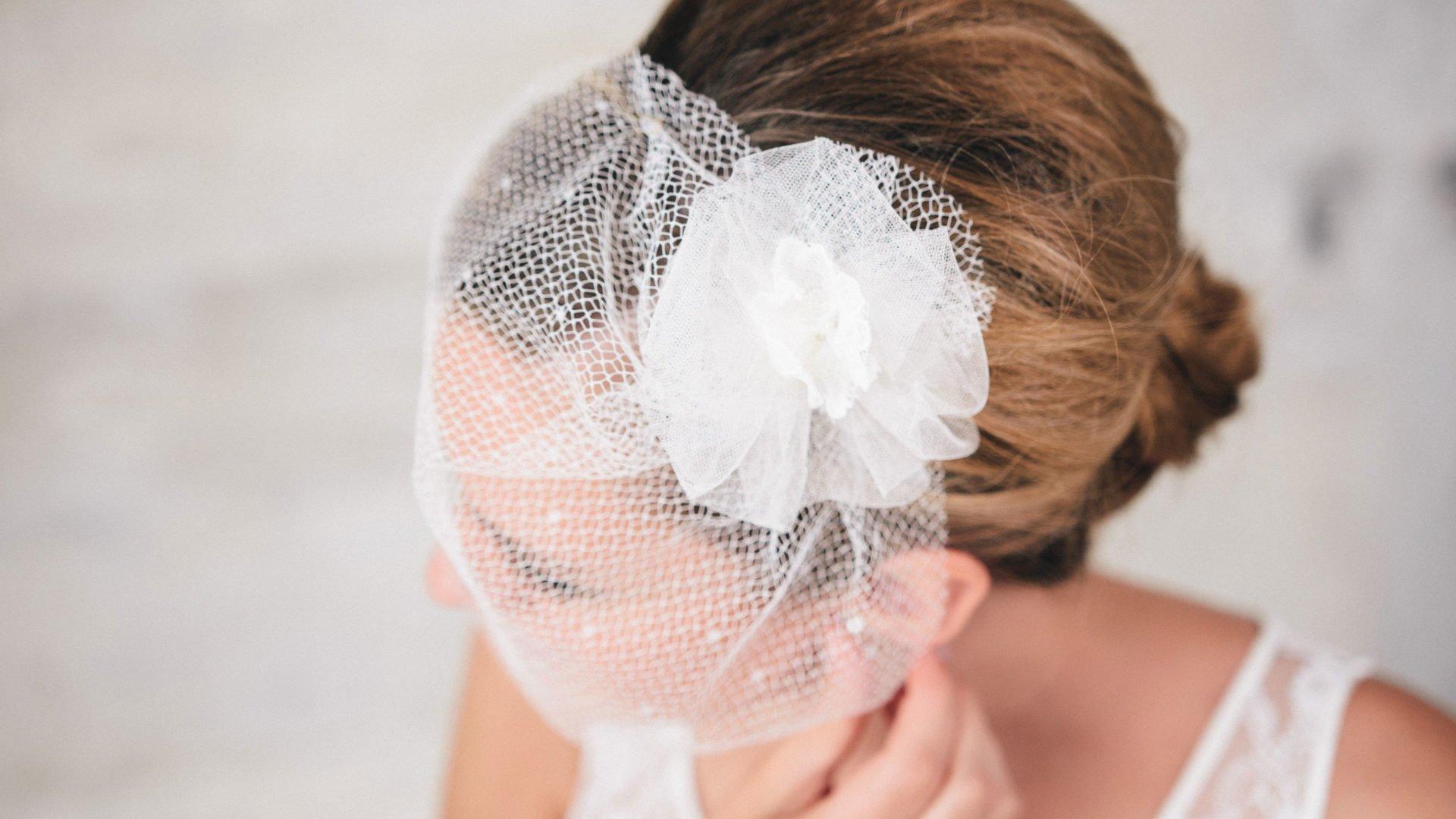 Braut-Accessoires Fascinator