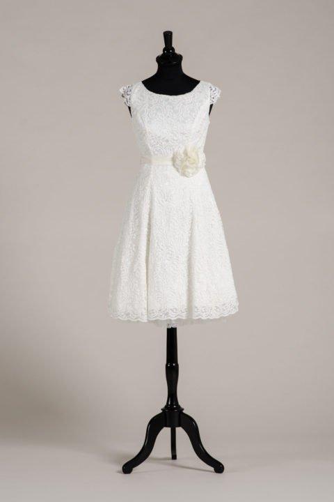 küssdiebraut Seidenband Brautblüte Pearl