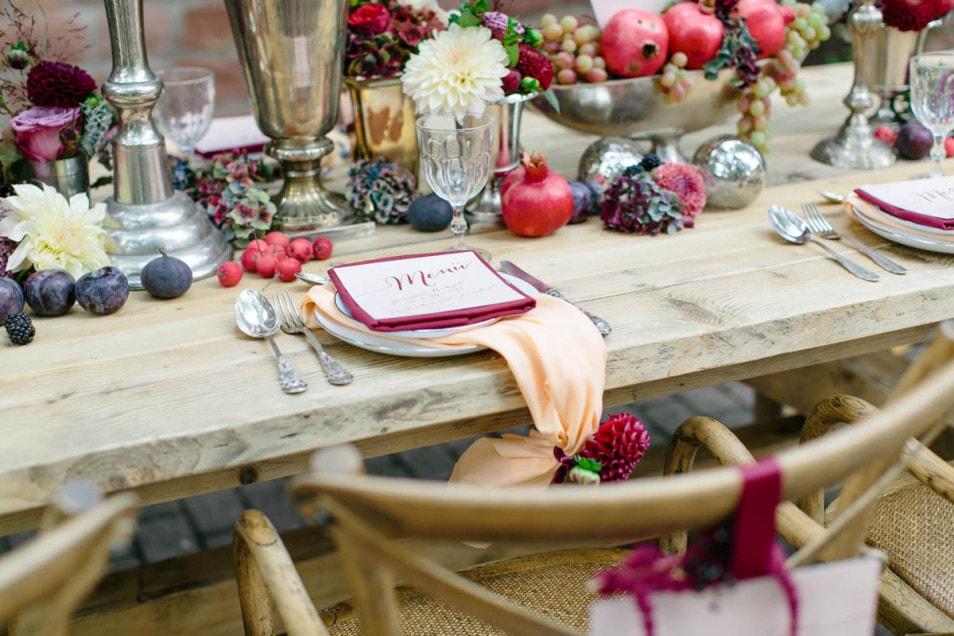 Boho inspiriertes Hochzeitskonzept