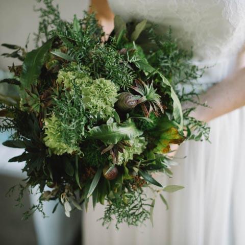Urban Chic Hochzeitsinspiration mit industrial Flair