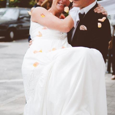 Schwanger heiraten – unsere Traumhochzeit mit Babybauch