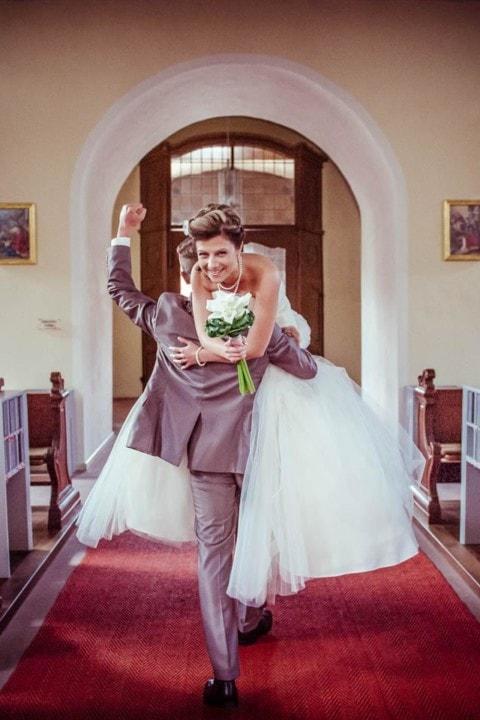 Die Hochzeit – dein Tag in deinem Brautkleid