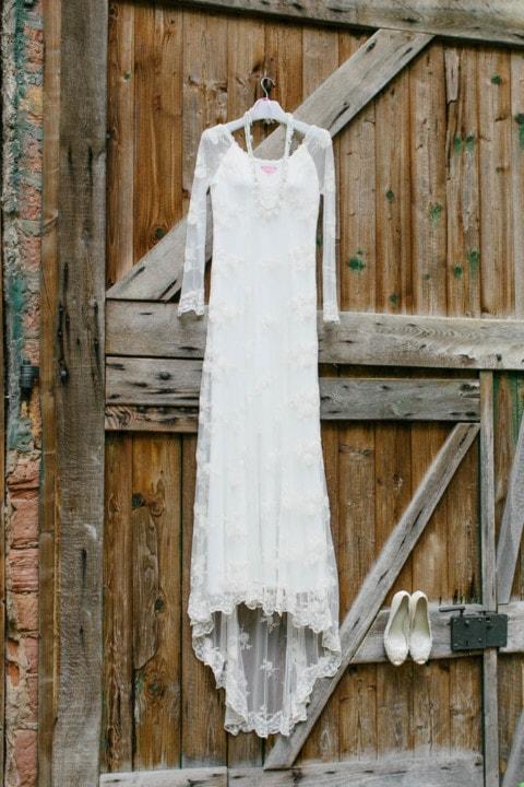Nach der Hochzeit – oh Schreck, oh Schreck … das Kleid muss weg