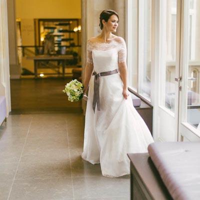 Styled Shoot in stilvoller Hochzeits-Location