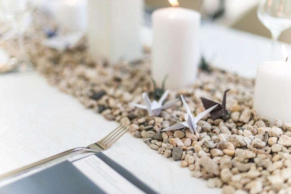 Hochzeitsdeko Lilitempel