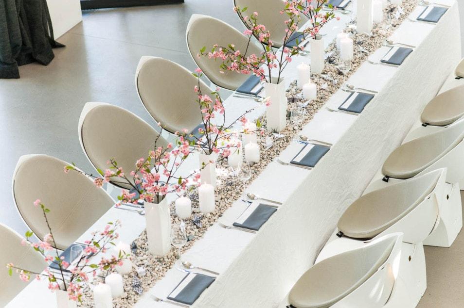Hochzeitsdeko – küssdiebraut trifft … [blickfang] Event Design