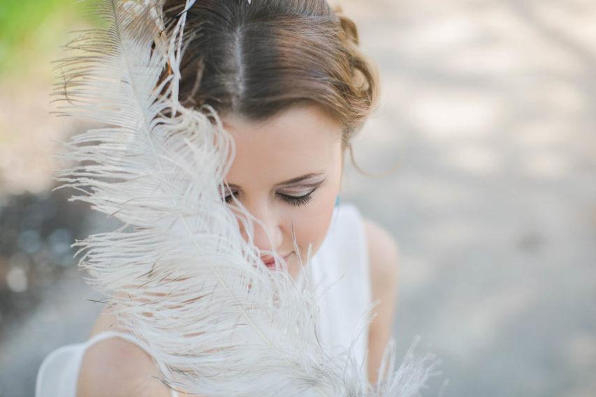 Boho Bride inspirierter Sommer Styled Shoot