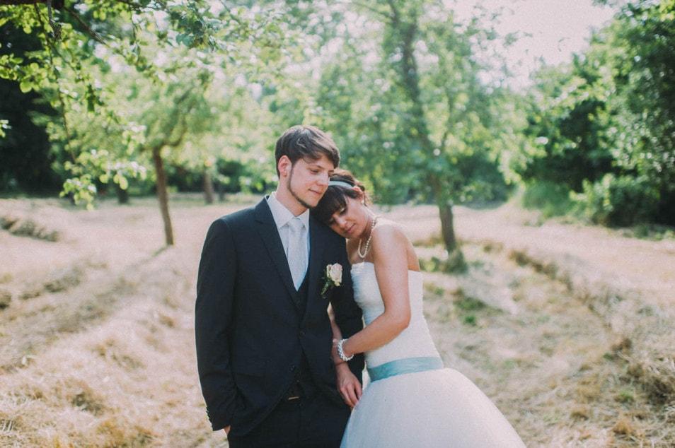 Fotoshoot Brautpaar