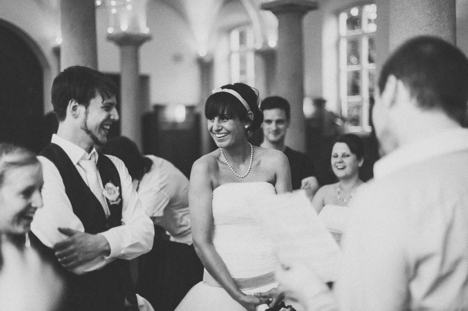 Hochzeitsrede von Freunden