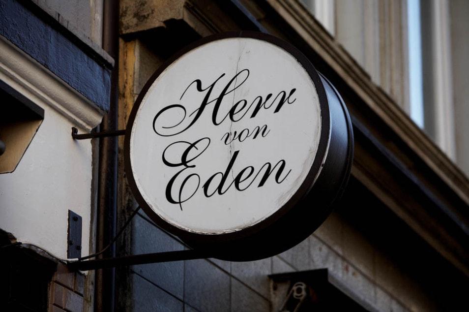 Hochzeitsanzug – küssdiebraut trifft Herr von Eden