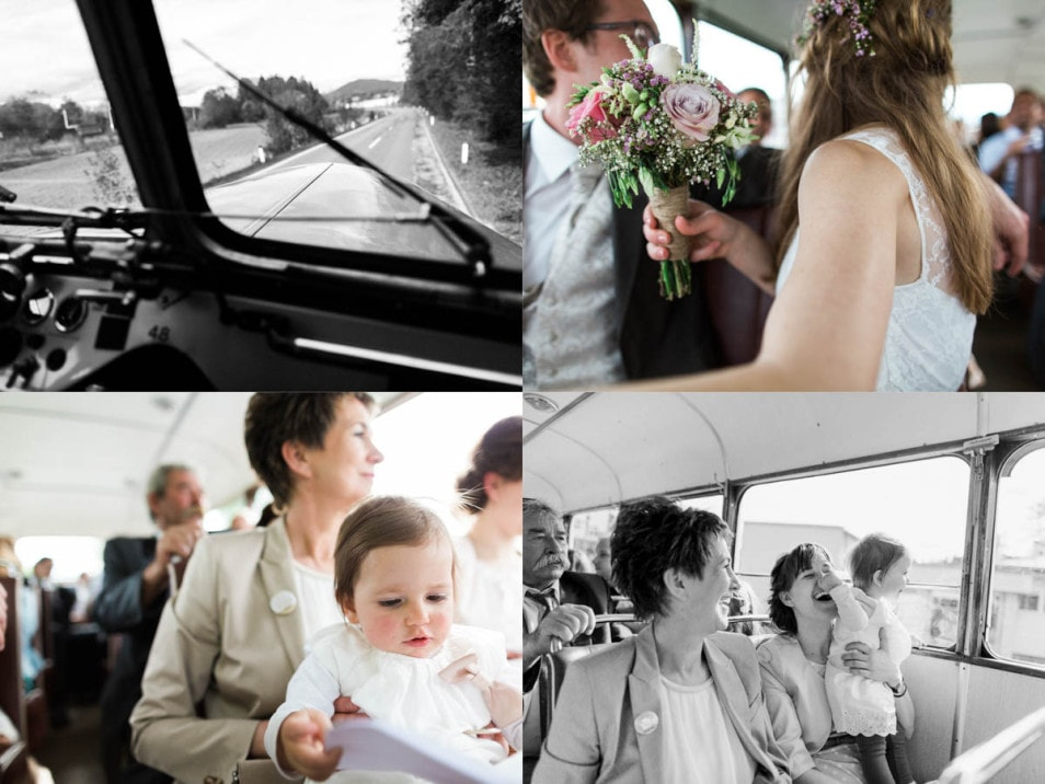 Oldtimerfahrt Hochzeit