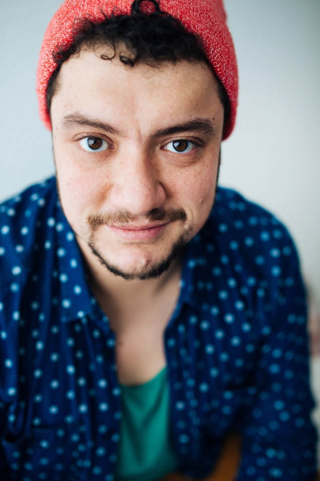 Portrait Alper Tunc