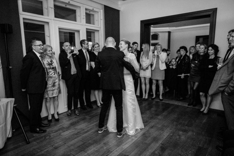 Eröffnungstanz auf der Hochzeit