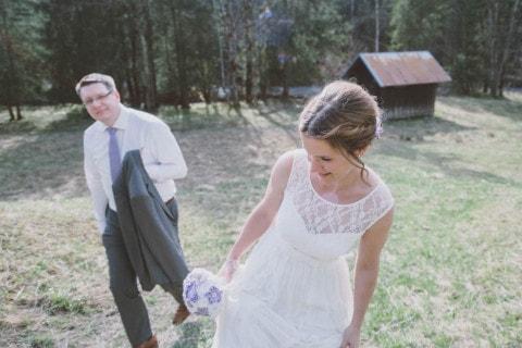 Hochzeit zu zweit – ein intimes Fest der Liebe