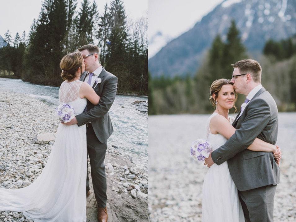 Hochzeit zu zweit planen