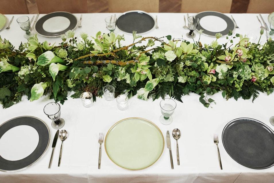Hochzeitsdeko Wald Aussergewohnlich Originelles Konzept