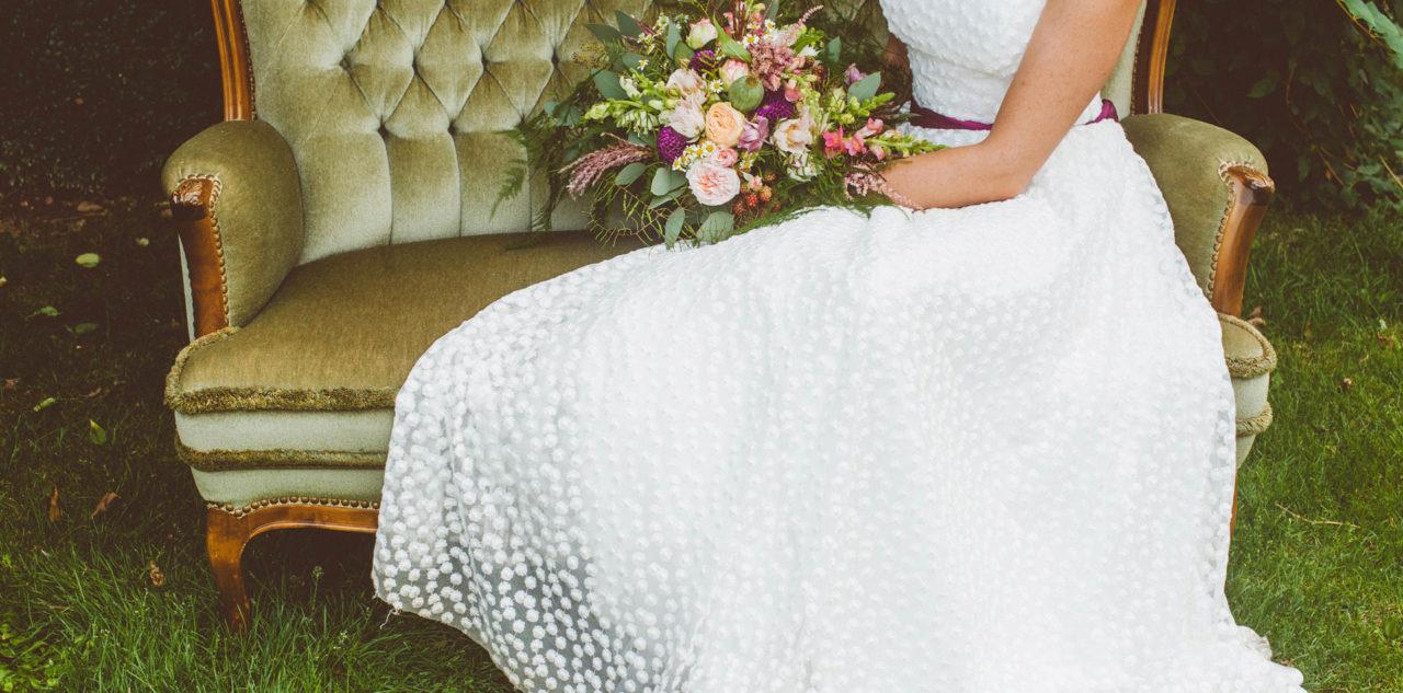 Hochzeit im Freien Blickfang Event Design