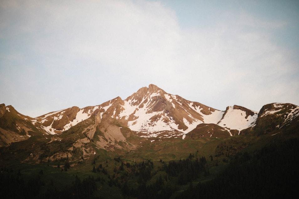 heiraten in den schweizer Bergen