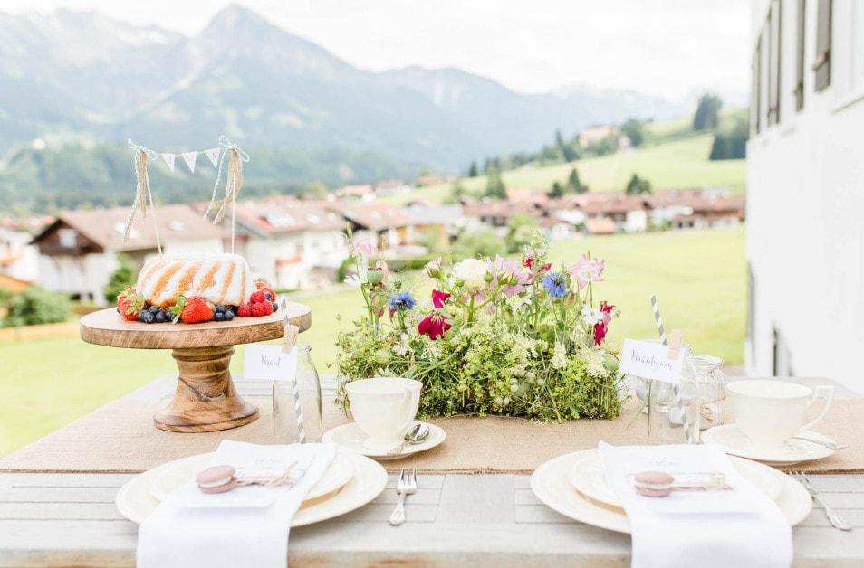 Gugelhupf Hochzeit