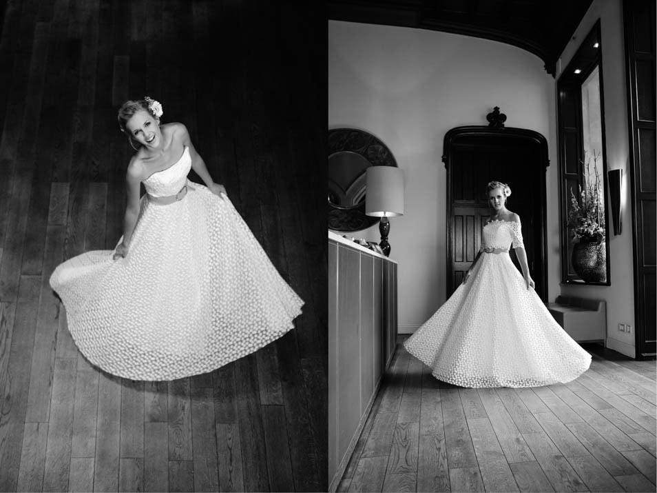individuelle Brautkleider – frisch frech frei