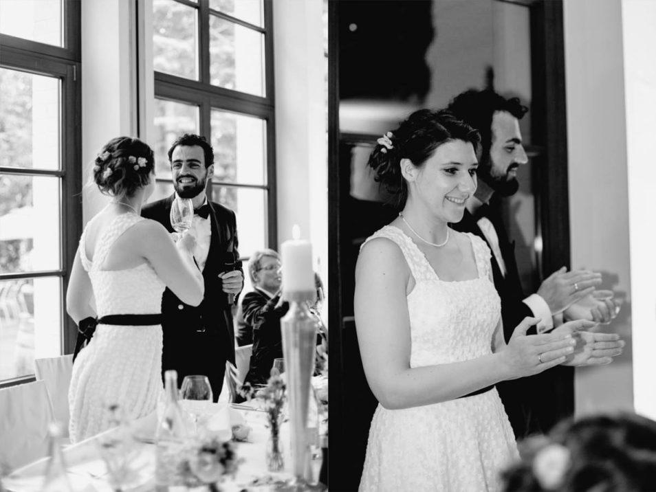 Hochzeitsansprache Brautpaar