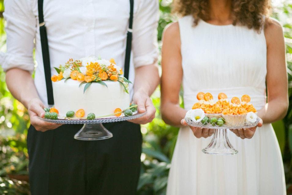 Patisserie zur Hochzeit