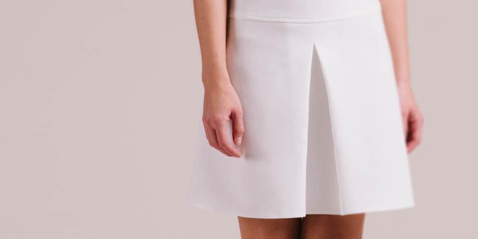 kurze Hochzeitskleider 2017
