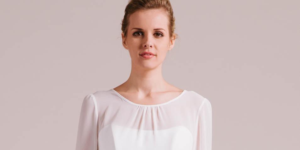 Brautmode Stil 2017