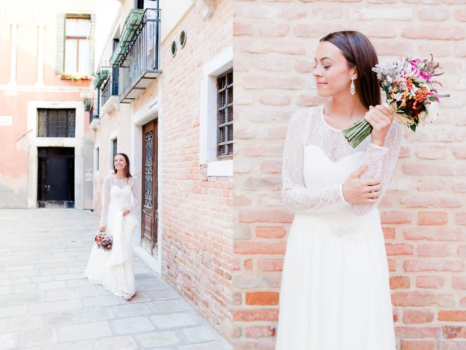 Braut in Venedig