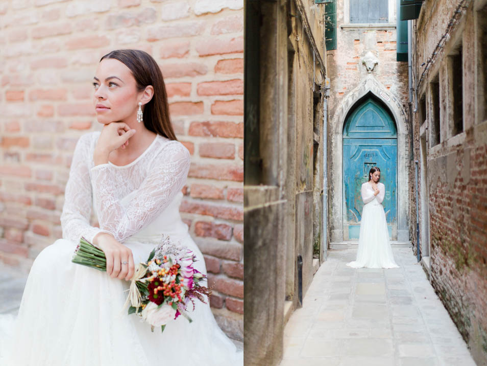Destination Wedding in Venedig