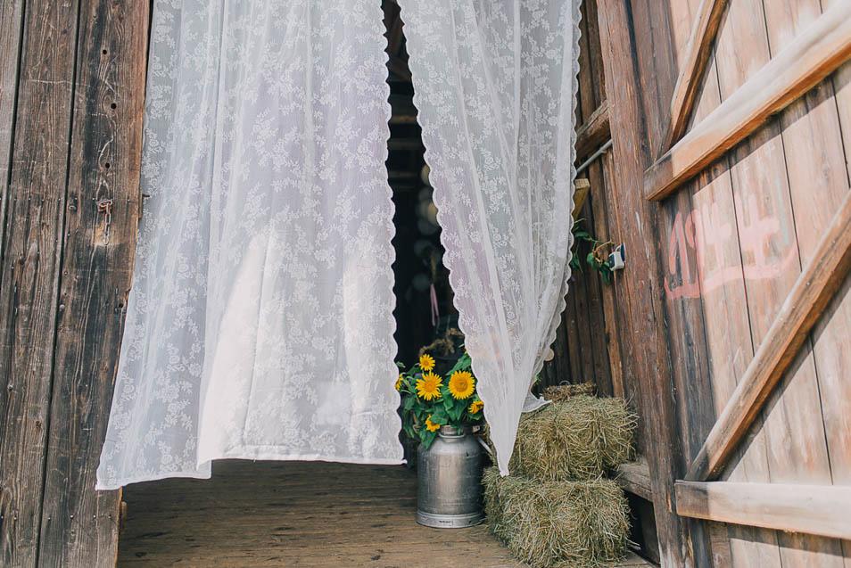 Sonnenblumen für die Do it yourself Hochzeit