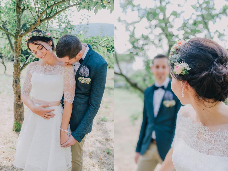 verliebte Hochzeitsbilder