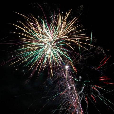 Hochzeitsfeuerwerk – küssdiebraut trifft … SternenGalerie