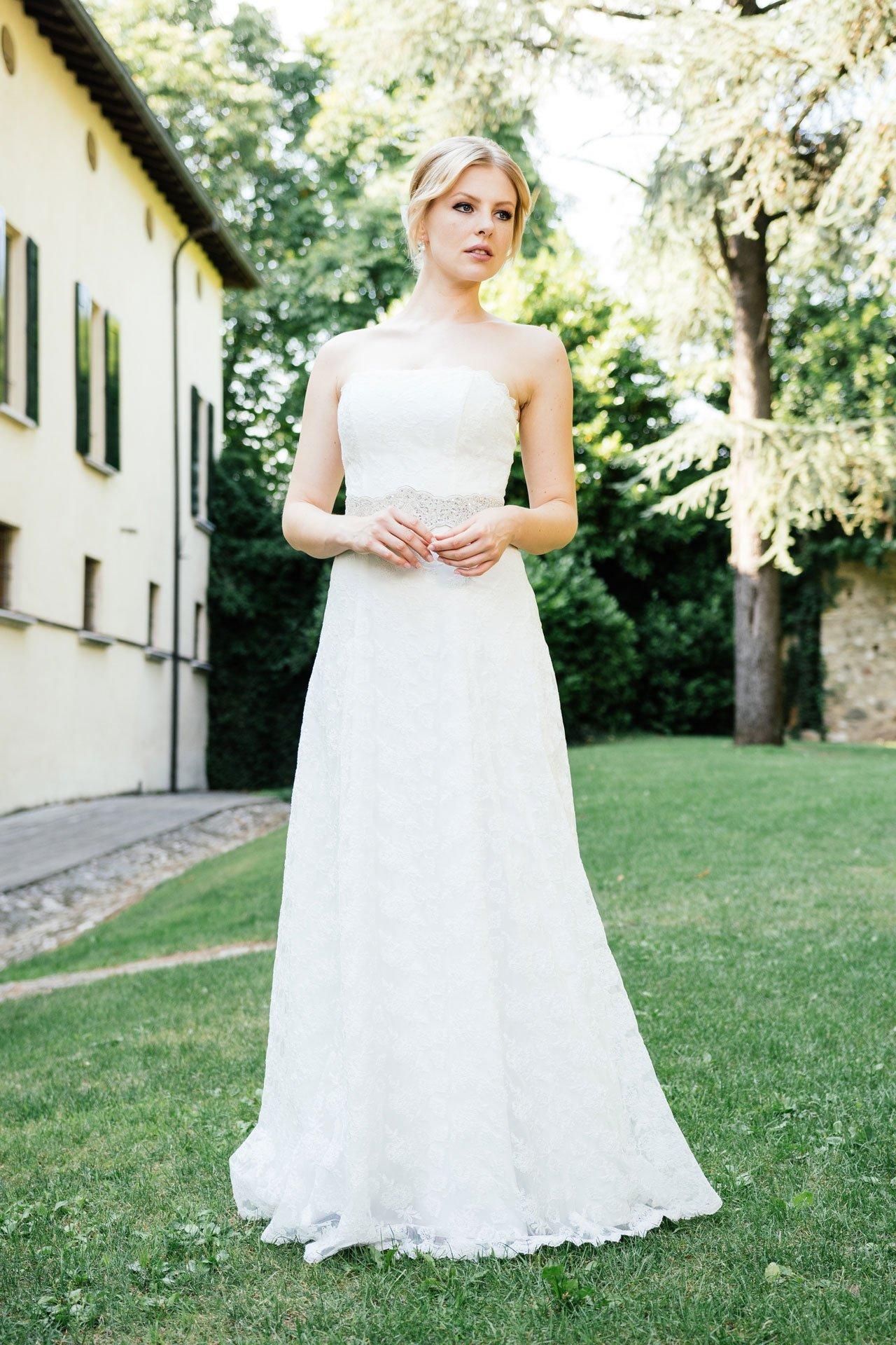 Ziemlich Passende Form Hochzeitskleid Zeitgenössisch - Brautkleider ...