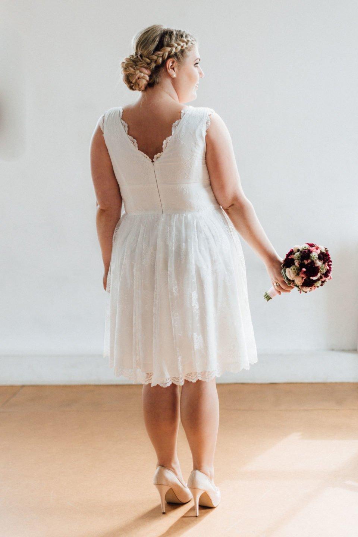 Brautkleider Größe 48 50 52 Sanna