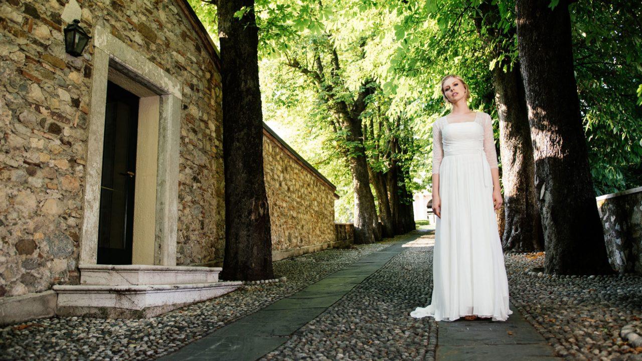 Hochzeitskleid 20er Jahre