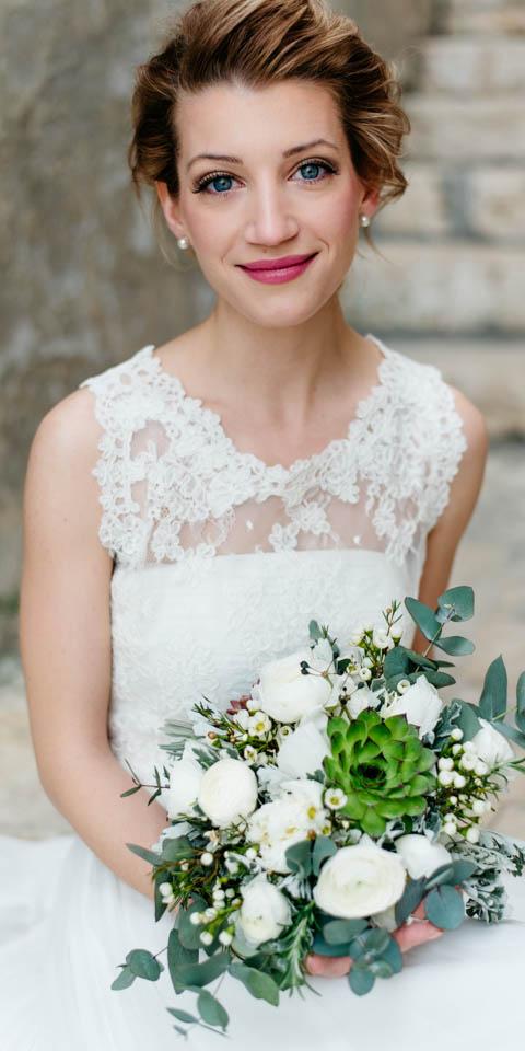 Hochzeitskleid Faye 20er Jahre