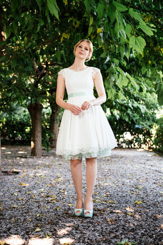 Rockabilly Hochzeitskleid