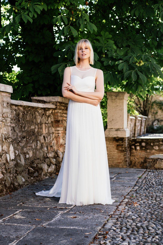 Schönes Brautkleid besonders