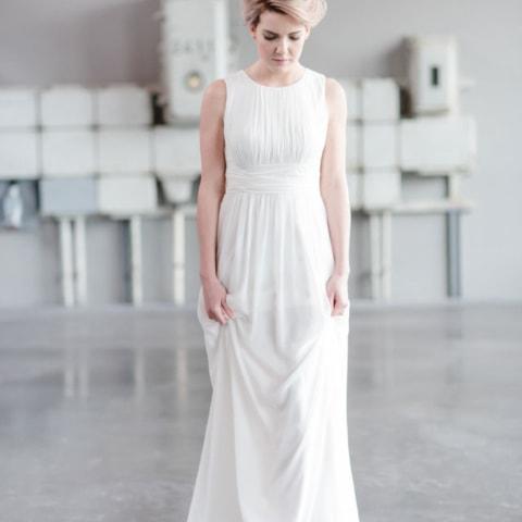 Moderne Hochzeit – minimalistisch klare Hochzeitsinspiration