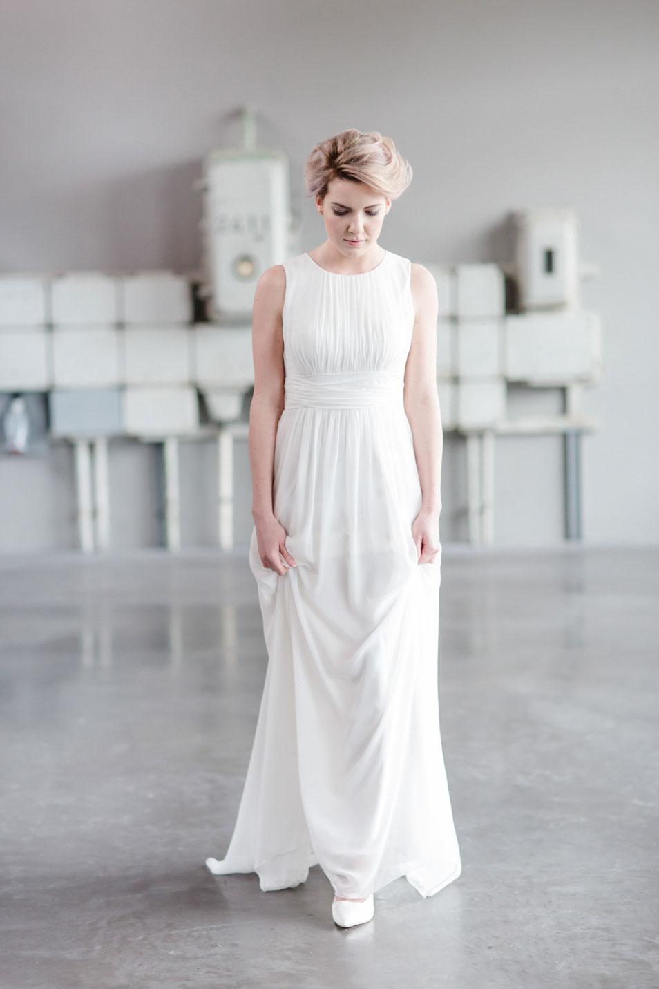 Designer Brautkleider – schlicht, modern & individuell – Vintage ...