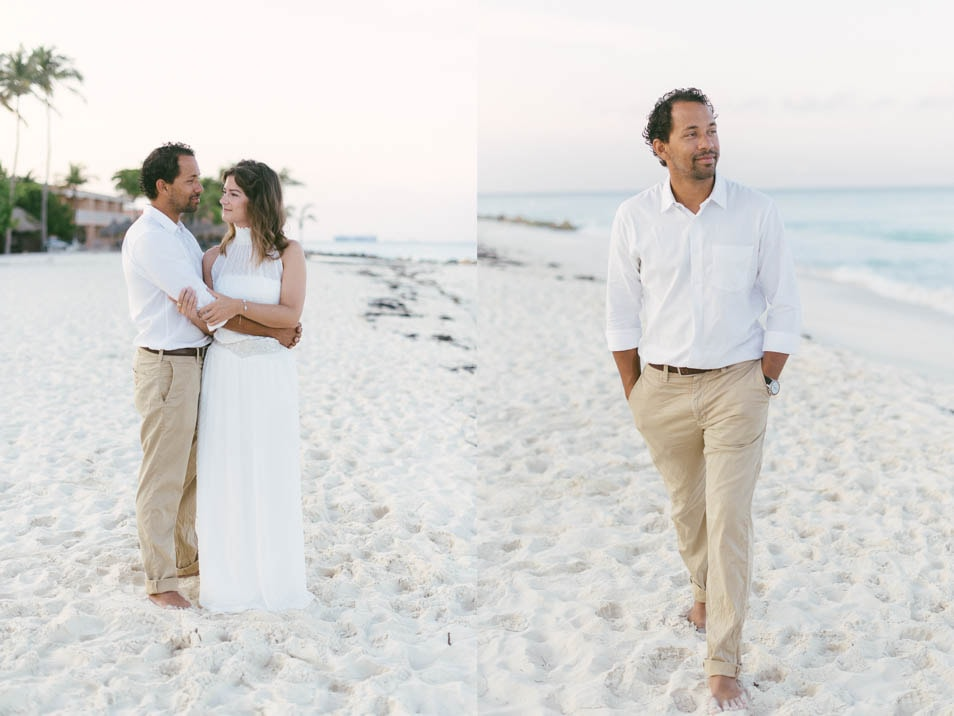 Brautpaar Strandhochzeit
