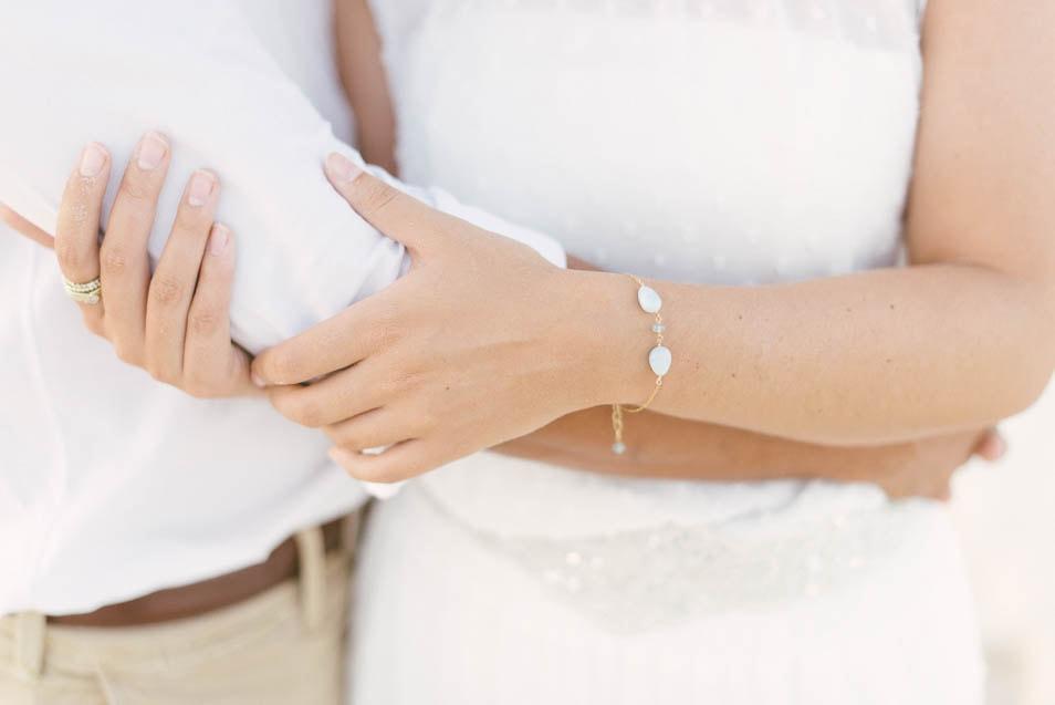 Brautschmuck Armkettchen von Juvelan