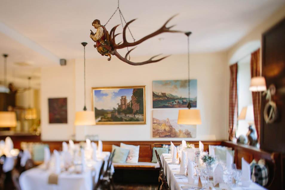 Restaurant Hochzeit