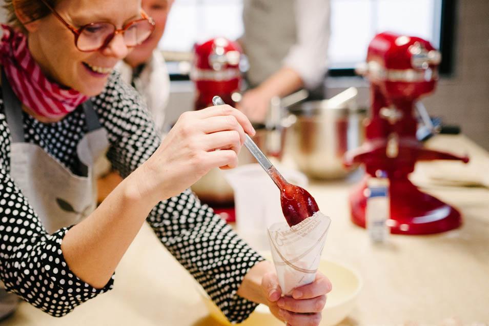 Marmelade für die Husarenkrapfen