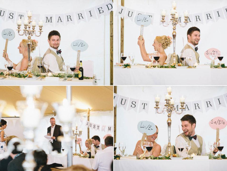 Just Married Bilder
